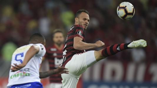 AFP Flamengo San Jose de Oruro Copa Libertadores 2019