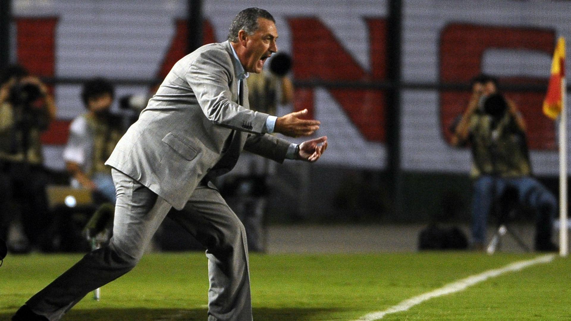 AFP Gustavo Alfaro Boca Copa Libertadores 2019