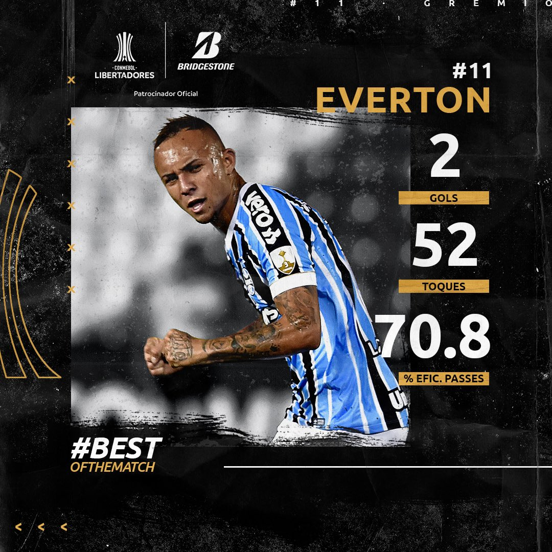 Everton - Craque da Semana 2