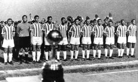Estudiantes Libertadores 1968