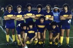 Boca Juniors Libertadores 1978