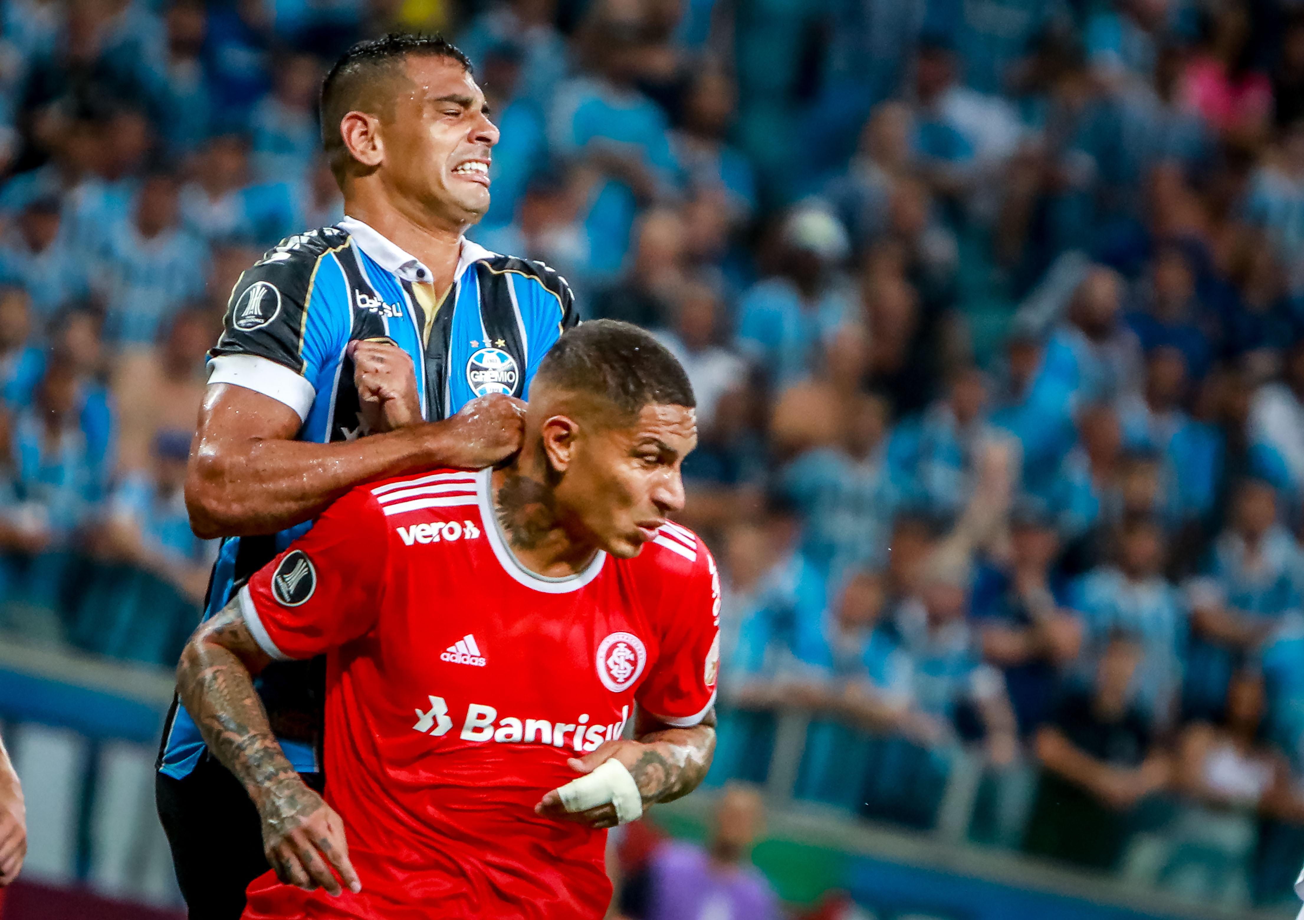 Internacional - Gremio Libertadores