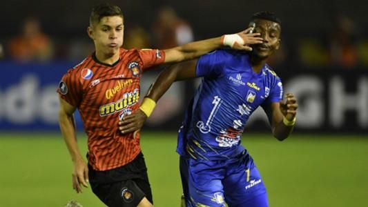 AFP Caracas Delfín Copa Libertadores 2019