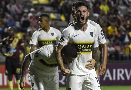 Tolima x Boca Juniors - Libertadores