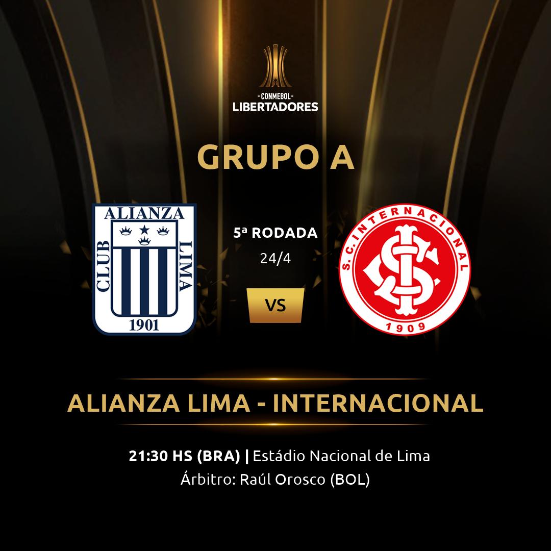 Alianza Lima vs Inter