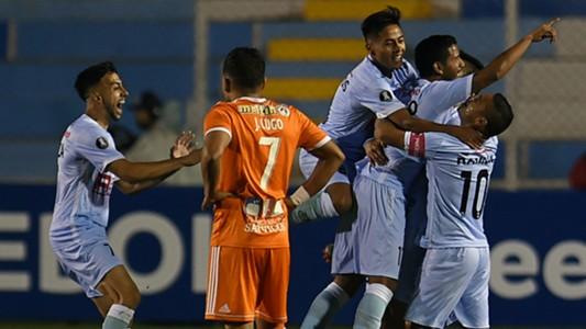 Real Garcilaso Deportivo La Guaira Copa Libertadores 2019