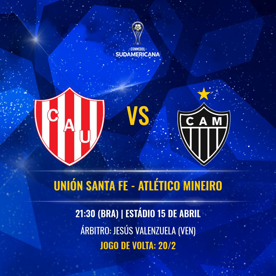 Union Atlético Mineiro Sul-Americana 2020