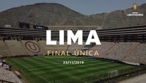 Final única - filme Libertadores