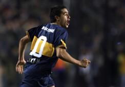 Riquelme - Libertadores