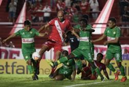 AFP Argentinos Juniors Sport Huancayo Sul-Americana 2020