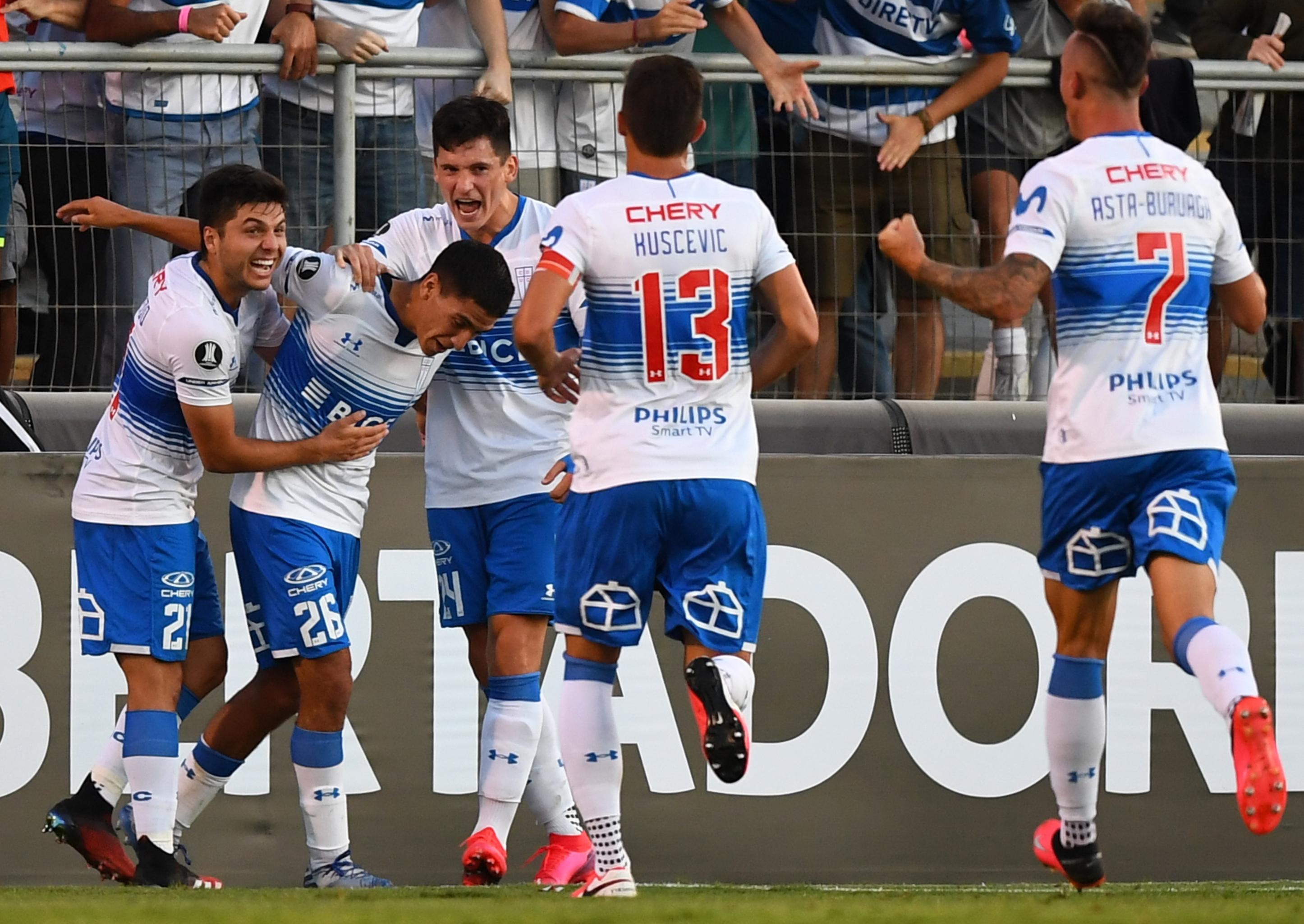 U. Católica Libertadores 2020