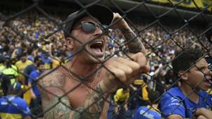 AFP hinchas Boca Juniors River Plate Copa CONMEBOL Libertadores 11112018