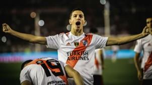 Nacho Fernández River Plate Copa Libertadores 2019