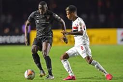 Liga de Quito - Sao Paulo