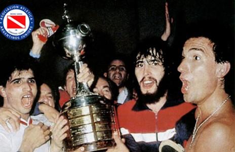 Argentinos Juniors campeón 1985
