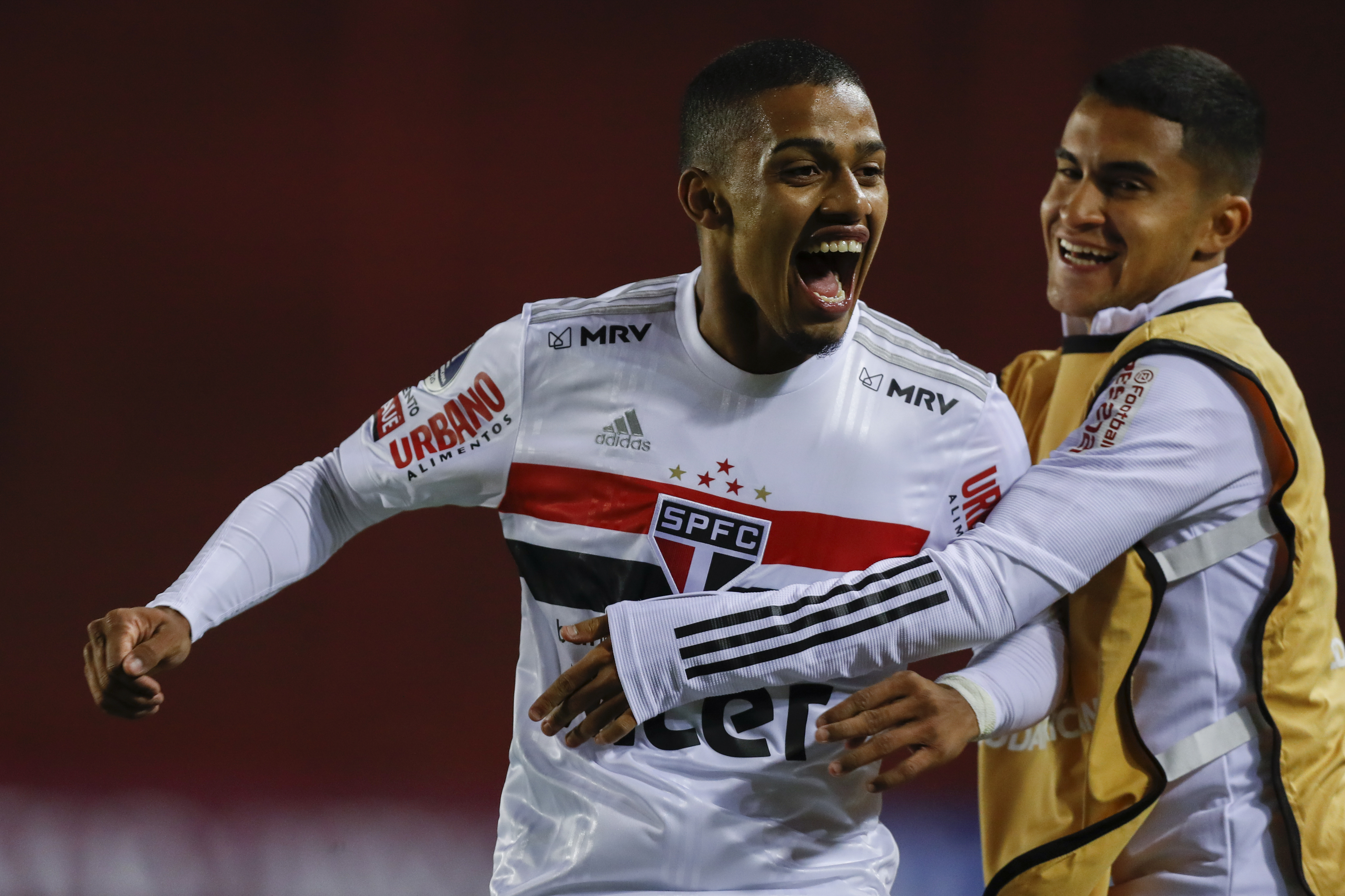 Brenner Sao Paulo - Sudamericana