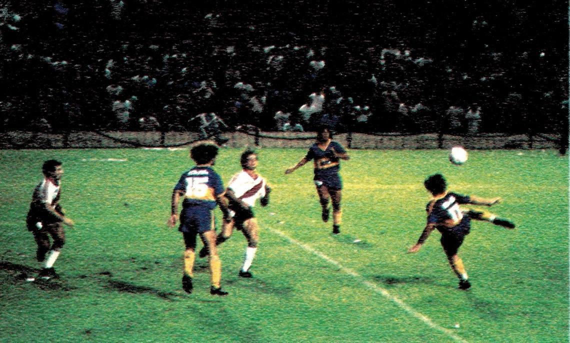 Diego Latorre Boca River CONMEBOL Libertadores 1991