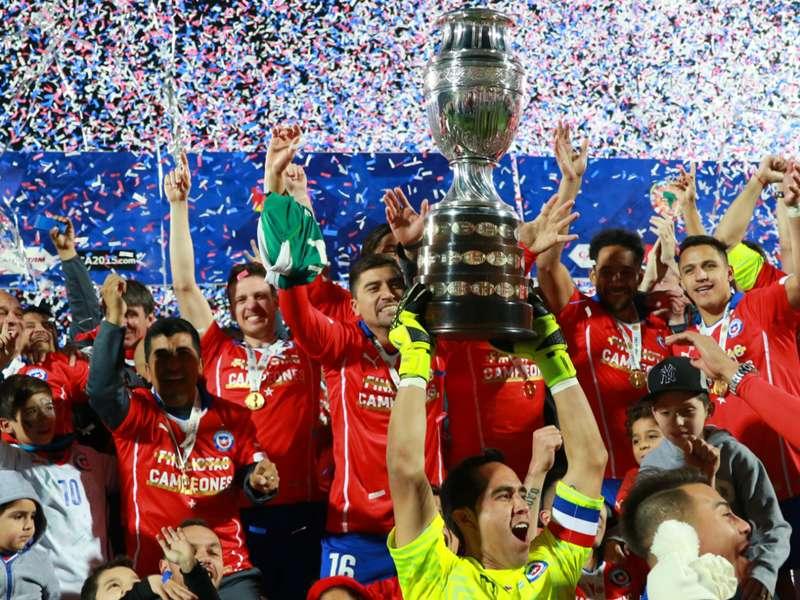 Chile estará presente en la Copa Confederaciones 2017