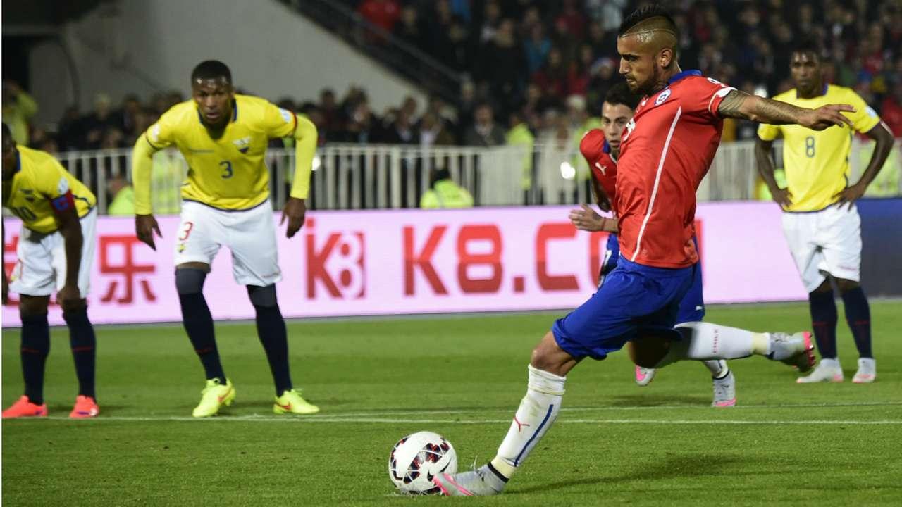El camino de Chile a la final de la Copa América 2015 | Goal.com