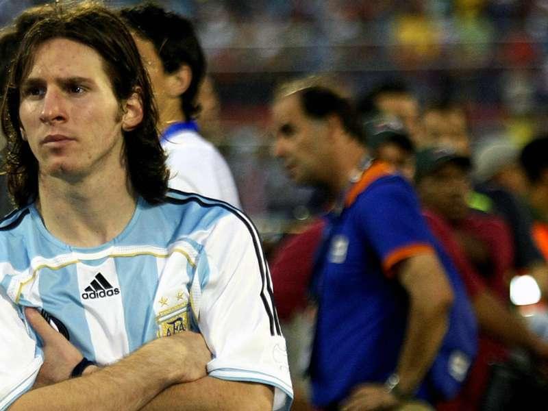Cómo fue la última final de Copa América que perdió Argentina
