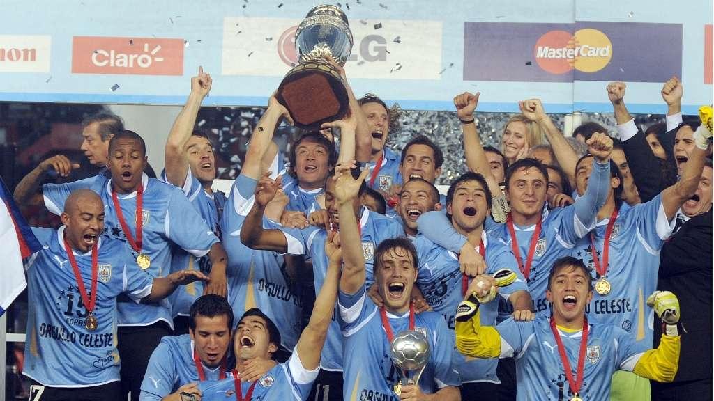 Uruguay campeón Copa América