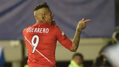 Paolo Guerrero Bolivia Peru Temuco Copa America 25062015
