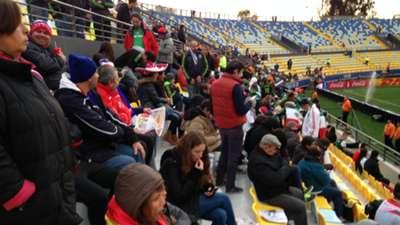 México Bolivia Copa América 120615