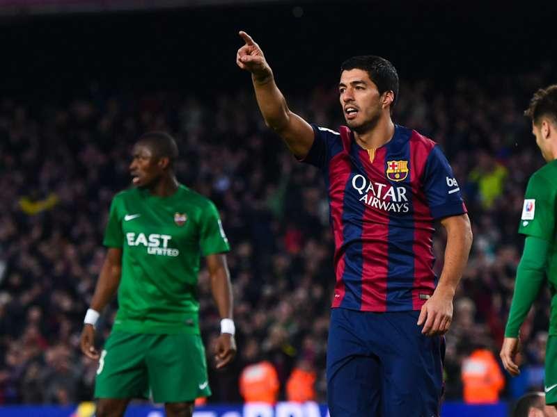 """""""Luis Suárez é o nove ideal para o Barcelona"""", diz Quini"""