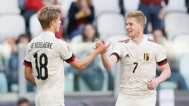 Charles De Ketelaere FC Brügge