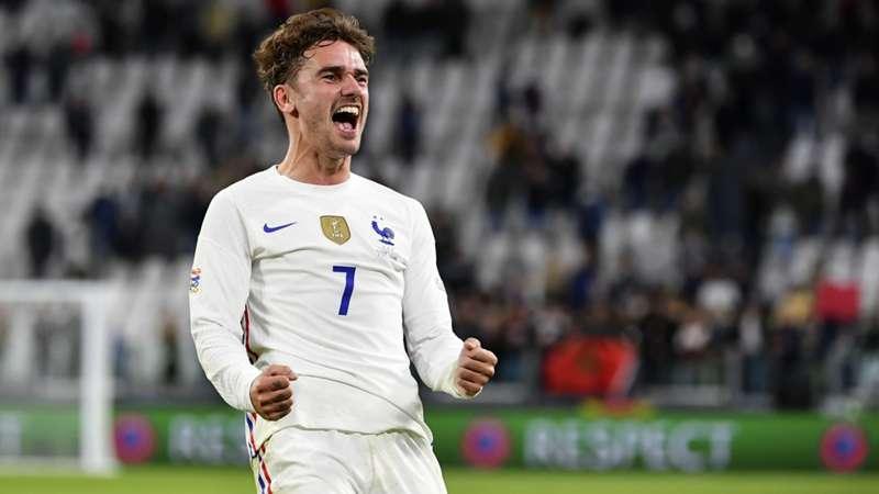 Frankreich Griezmann Nations League Finale