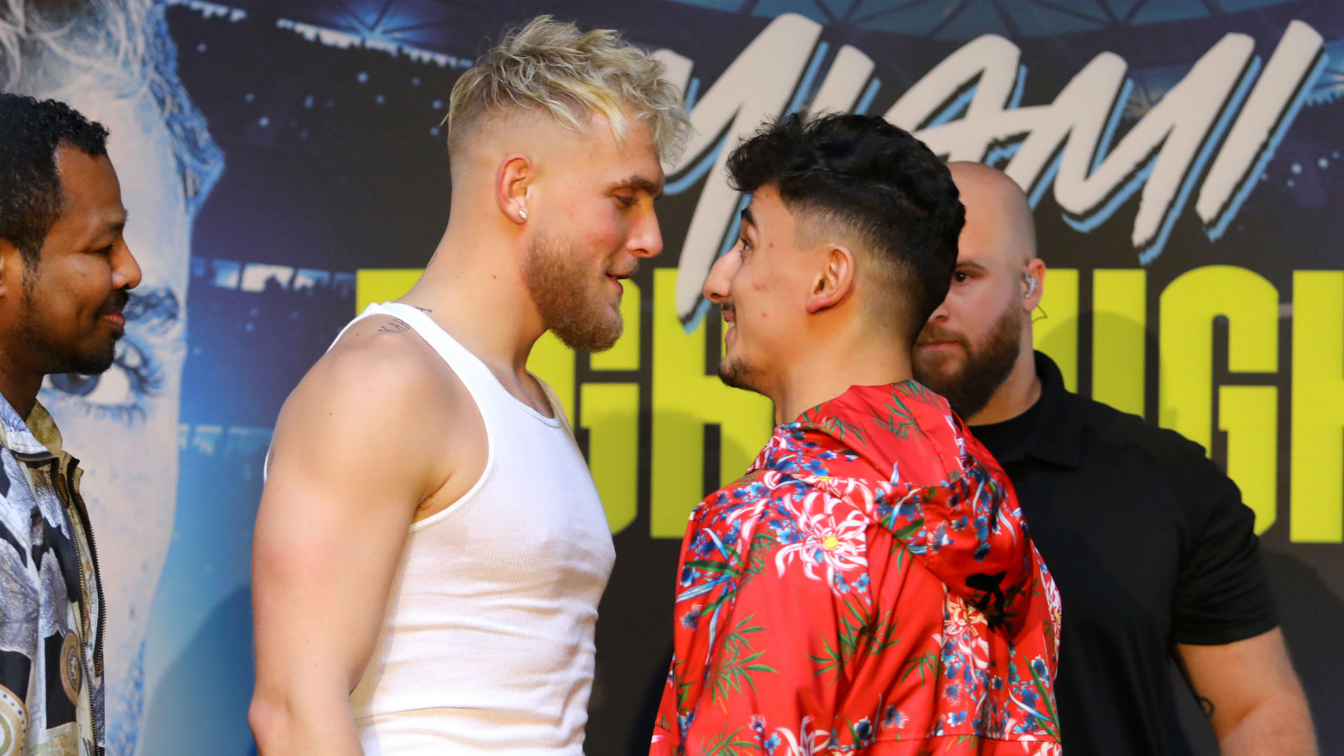 Image result for jake paul and gib