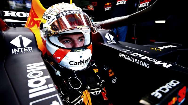 2021-04-17 Verstappen Red Bull F1 Formula 1