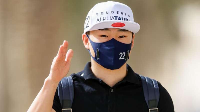 2021-03-13 Tsunoda Yuki Alphatauri F1 Formula 1