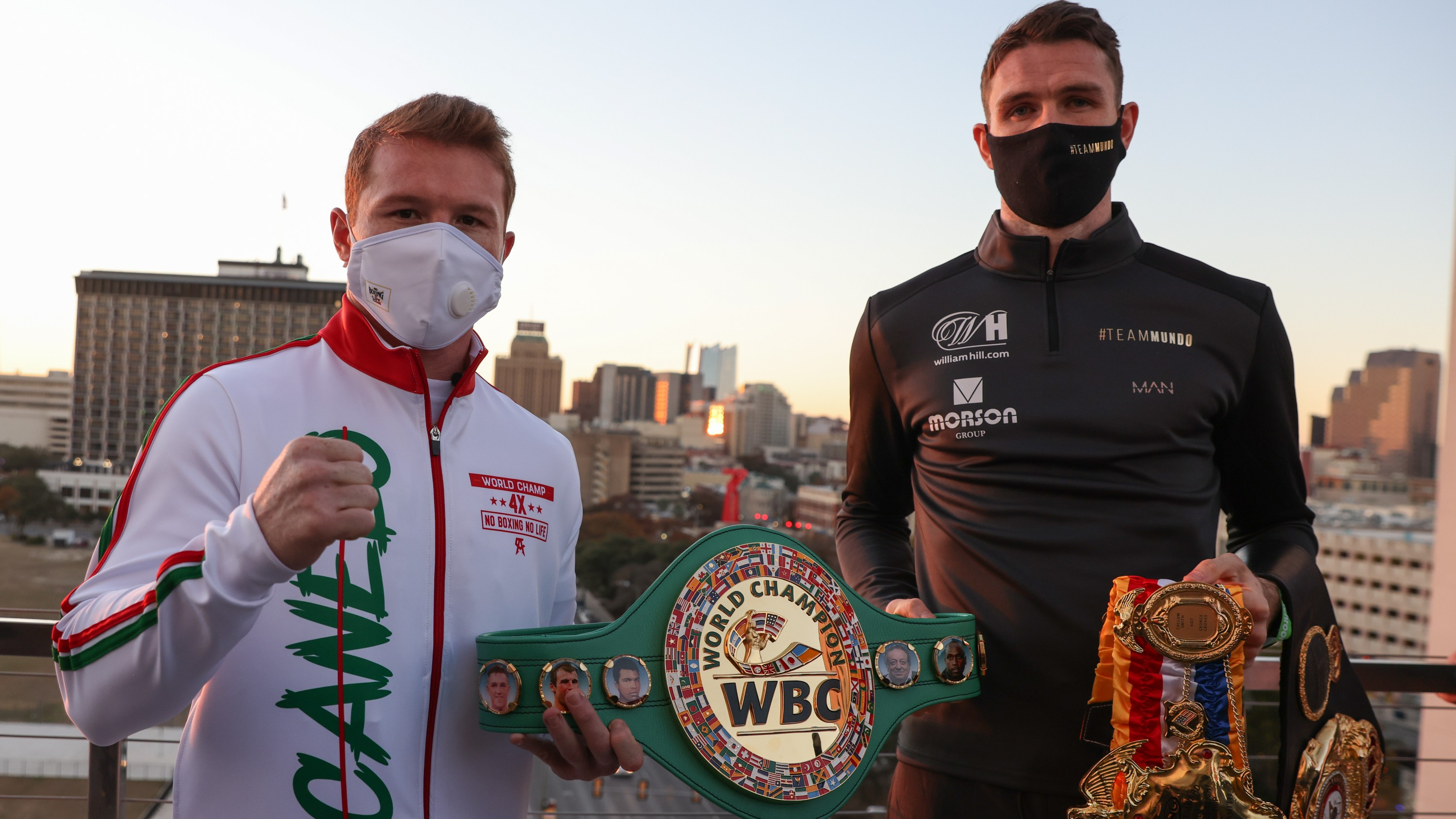 Callum Smith admits emphatic points defeat to Canelo Alvarez left him 'devastated'