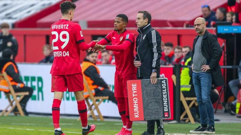 Auswechslung Bundesliga