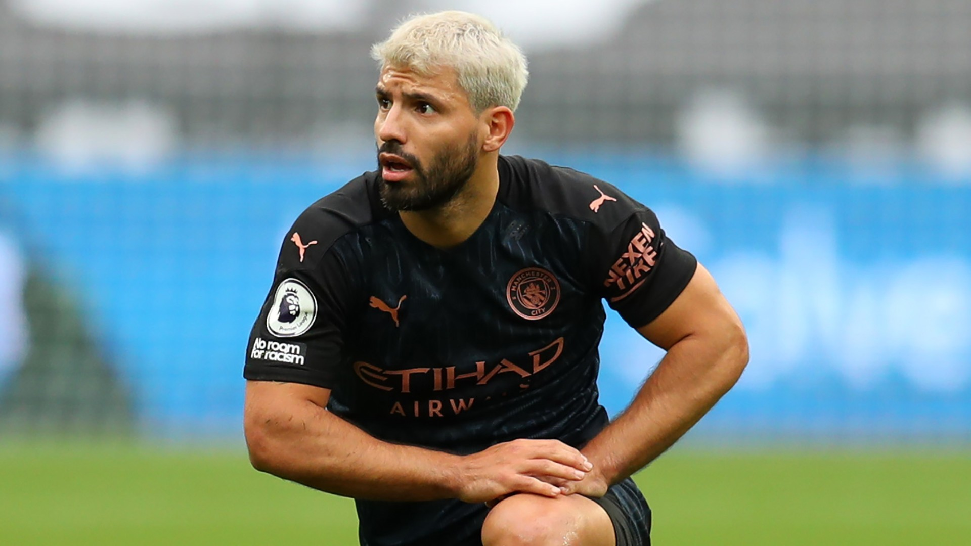 Aguero self-isolating after contracting coronavirus