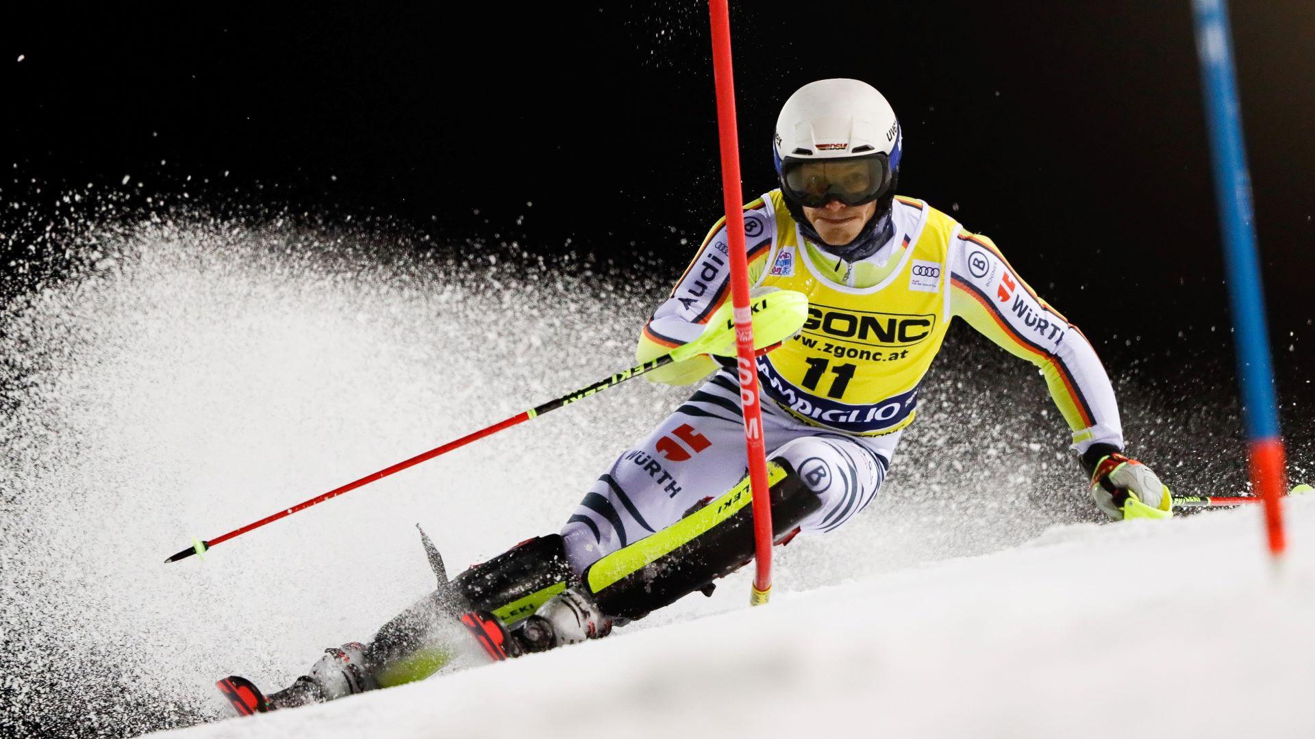 Slalom Der Manner Live Im Tv Und Livestream Sehen Die Ubertragung Des Fis Weltcup Heute Aus Adelboden Dazn News Deutschland