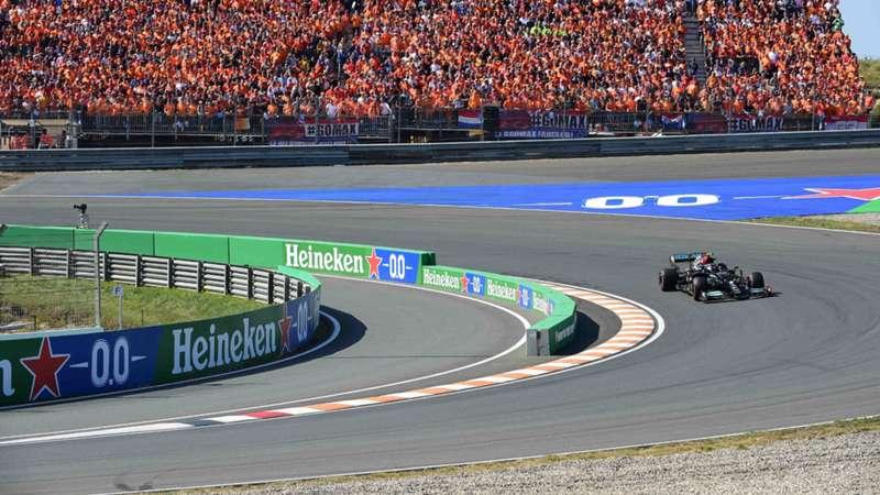 Valtteri Bottas Zandvoort F1