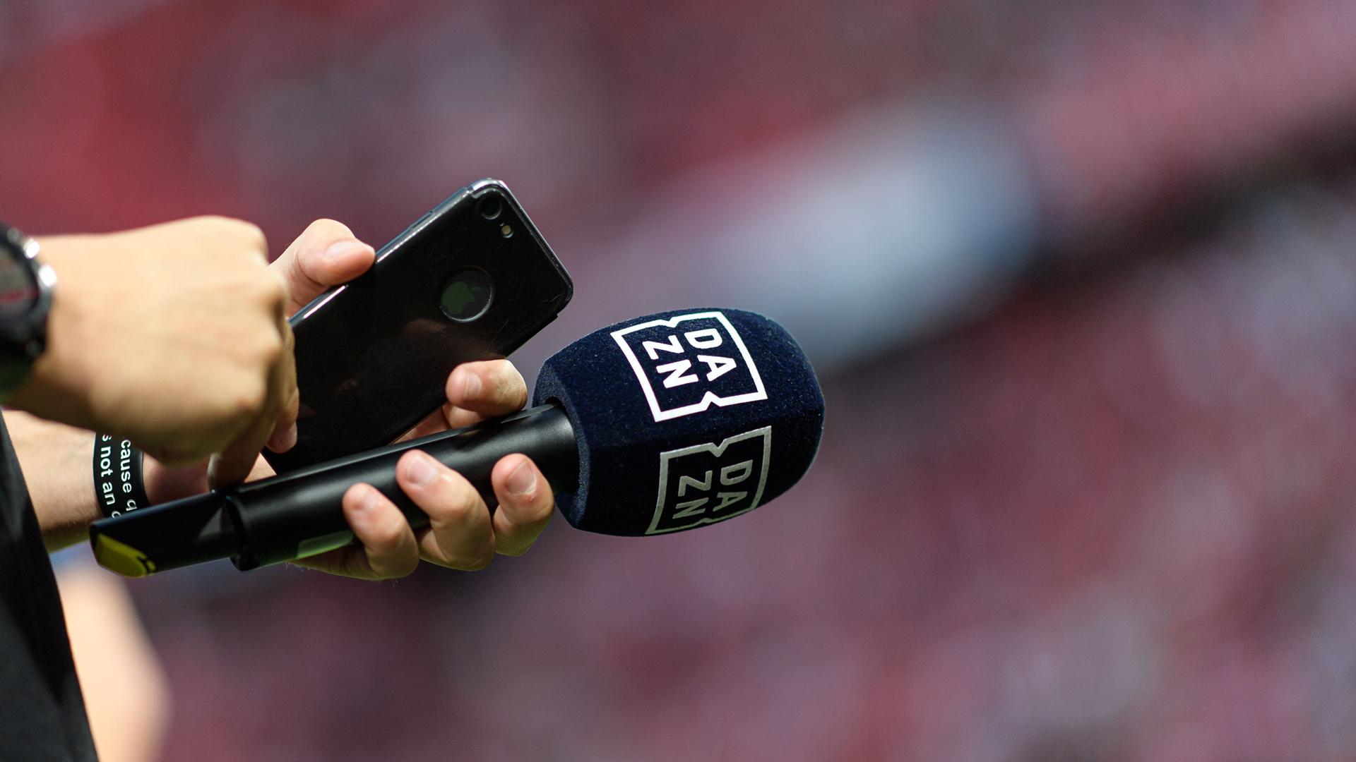 Bundesliga DAZN 23072021