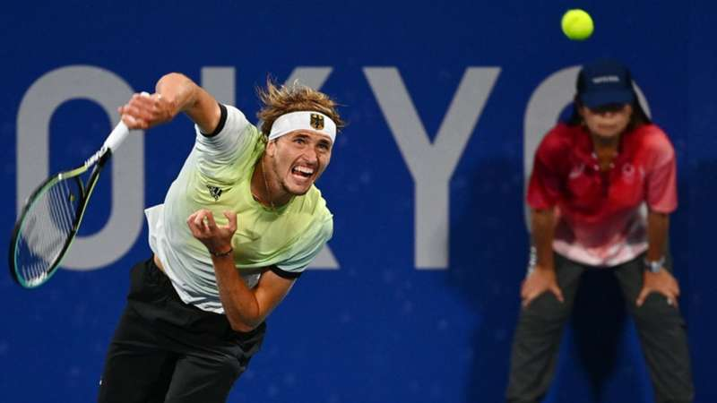Alexander Zverev Sascha Tennis Olympia 2021