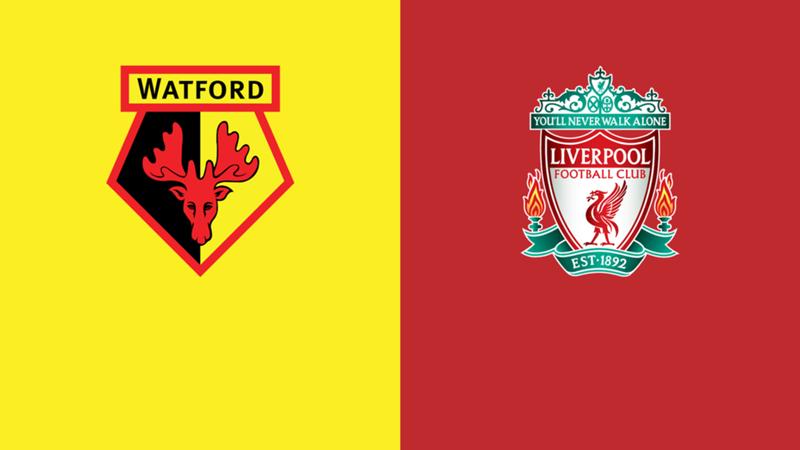 Watford Liverpool Premier League 2021/22