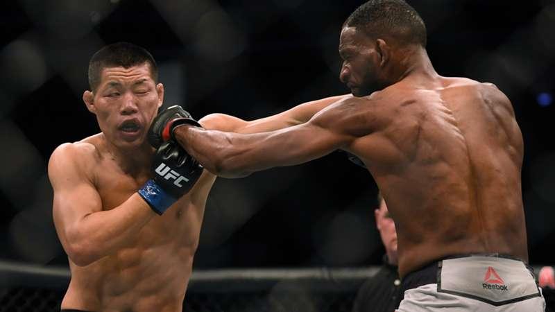 ONLY GER UFC 248 Neil Magny Li Jingliang 07032020
