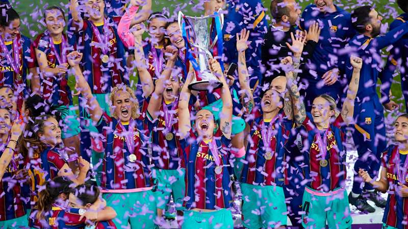 FC Barcelona UEFA Women's Champions League