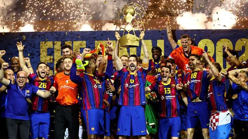 FC Barcelona Handbol, EHF Champions League 2021
