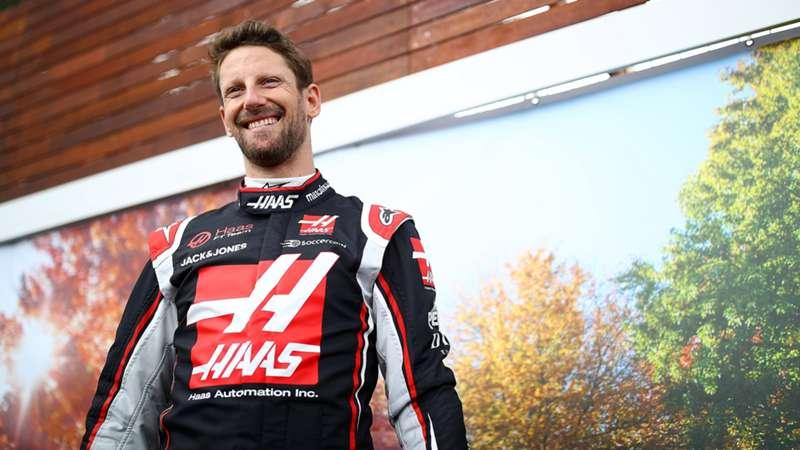 2020-07-07 Formula 1 F1 Grosjean Haas