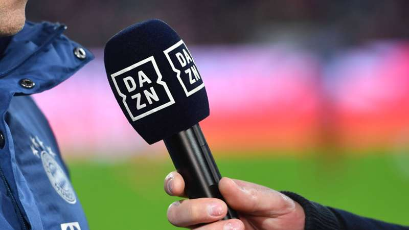 DAZN Mikrofon