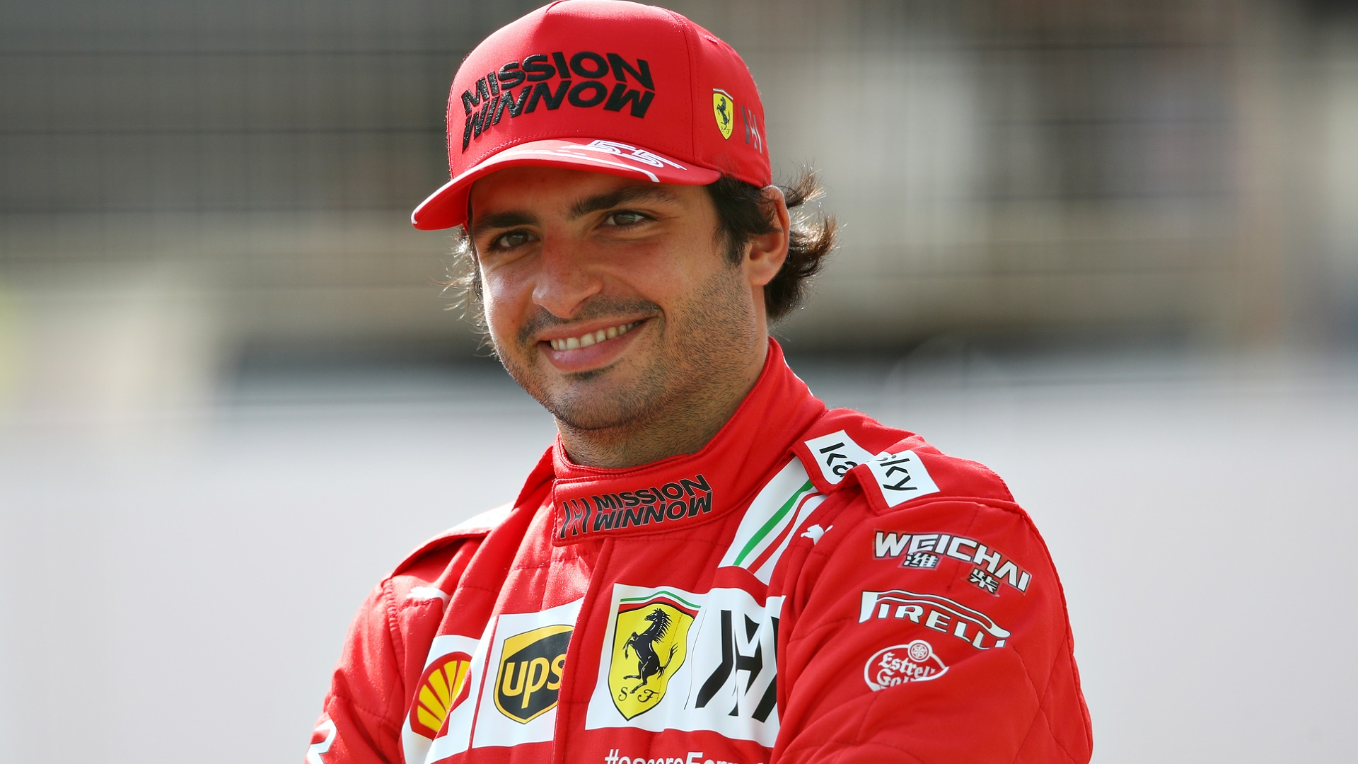 2021-03-12 Sainz Ferrari F1 Formula 1
