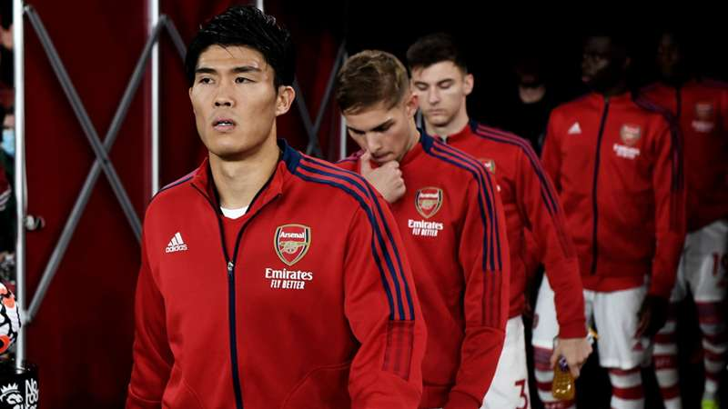 2021-10-20 Tomiyasu Arsenal