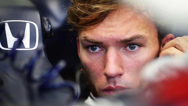 2021-03-12 Gasly Alphatauri F1 Formula 1