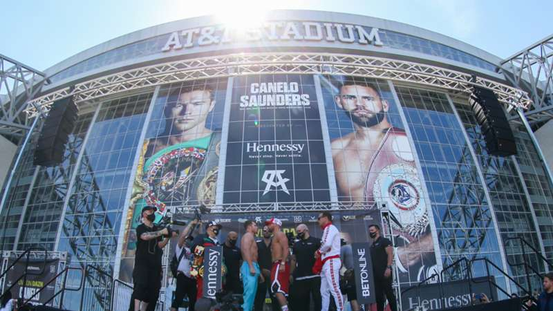 canelo-saunders-weigh-in-face-off-matchroom-ftr